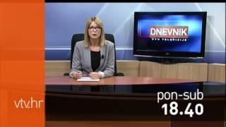 VTV Dnevnik najava 16. ožujka 2017.