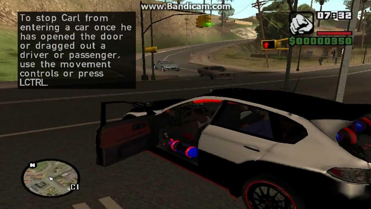 Gta San Andreas Turbo Xd Mod