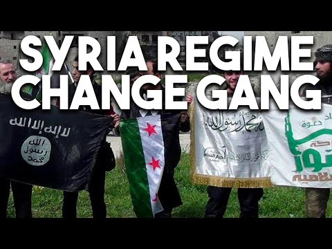 Meet the Syria regime change gang: Idlibs, Jaish al-Grad School, and pro-war Trotskyists (Ep. 19)