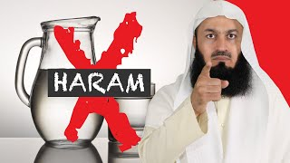 Can you believe WATER will be HARAM for you - Mufti Menk
