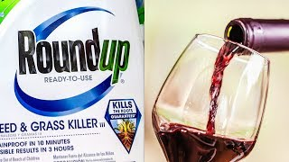 Monsanto Roundup Poses HUGE Health Risk As Study Finds It In Popular Food Brands A recent study has found that some of the most popular beer and wine brands in this country contain dangerous amounts of Monsanto's weedkiller Roundup, ..., From YouTubeVideos