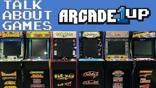 Arcade 1up - Talk About Games