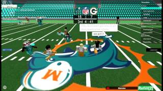 [ROBLOX] New Football Legends - Part 1: It's the Comeback!