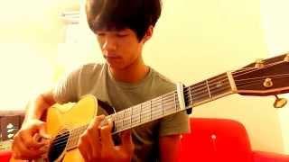 田馥甄 Hebe Tien《小幸運 A Little Happiness》 guitar cover