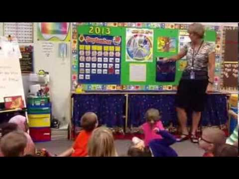 Wenner Kindergarten Morning Meeting Youtube