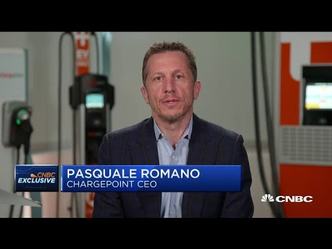 Chargepoint CEO on going public in $2.4 billion reverse merger: 'It was good timing for us'