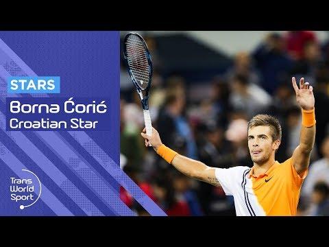 Borna Ćorić - Croatian Tennis Sensation | Trans World Sport