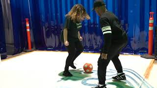 Sports exhibit in Brooklyn allows you to be active, embrace art | In Our Backyard