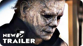 Halloween Trailer (2018) Jamie Lee Curtis Horror Movie