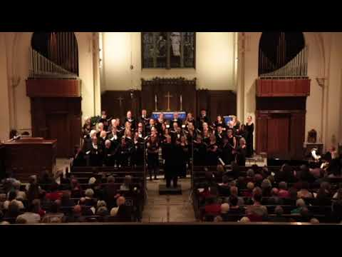 Glow: Words by Edward Esch, Music by Eric Whitacre