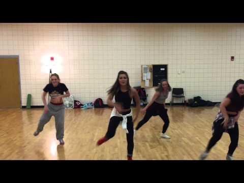 SCSU Hip-Hop Club: Uptown Funk by Mark Ronson (feat. Bruno Mars)