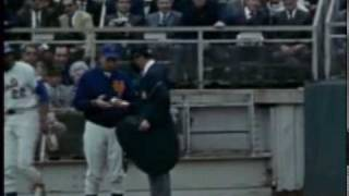 1969 World Series - Baltimore Orioles versus New York Mets