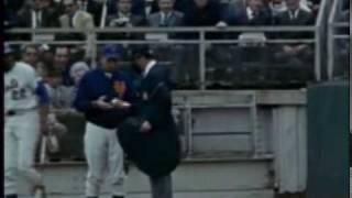 1969 World Series - Baltimore Orioles versus New York Mets