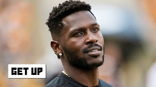 Antonio Brown loses helmet grievance against the NFL, expected to report to Raiders camp | Get Up