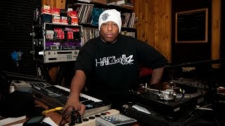 DJ Premier | Jay Z - A Million And One Questions | Remaking The Beat On iPad