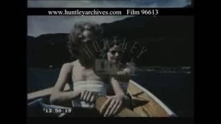 Ulvik Norway, 1950s - Film 96613
