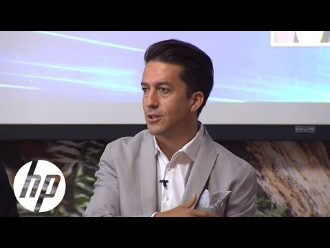 Reinventing the City Panel | Global Reinvention Week | HP