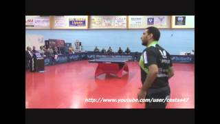 Lashin El Sayed - Segun Toriola ProA 2013-2014