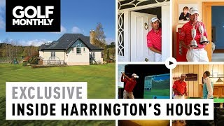 At Home With Padraig Harrington | Golf Monthly