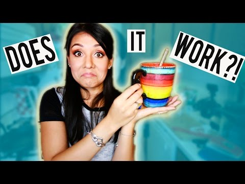 """TESTING QUICK """"MEAL IN A MUG"""" RECIPES! Does it work?! - #TastyTuesday"""