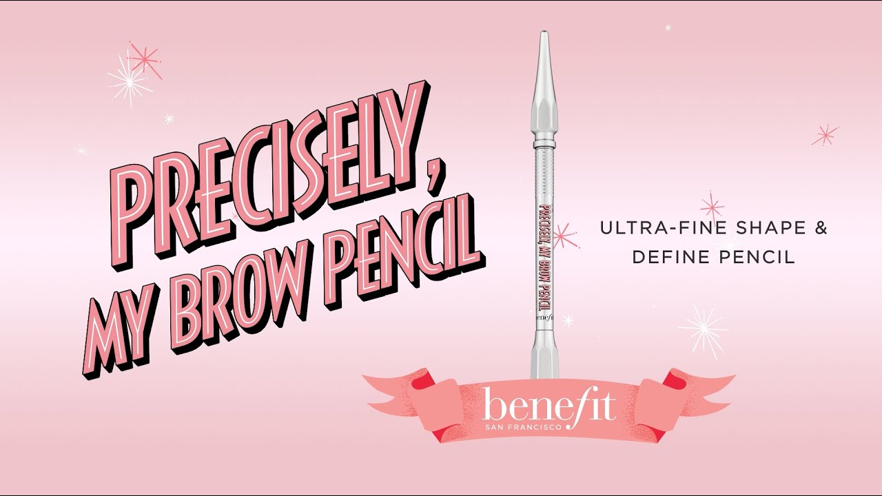 Precisely My Brow Eyebrow Pencil by Benefit #13