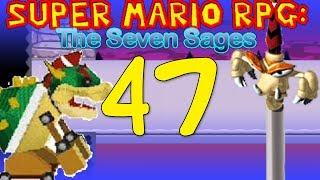 Let's Play RM2k3: Super Mario RPG: The Seven Sages [German/BLIND] TEIL 47: Megabosse im Castle