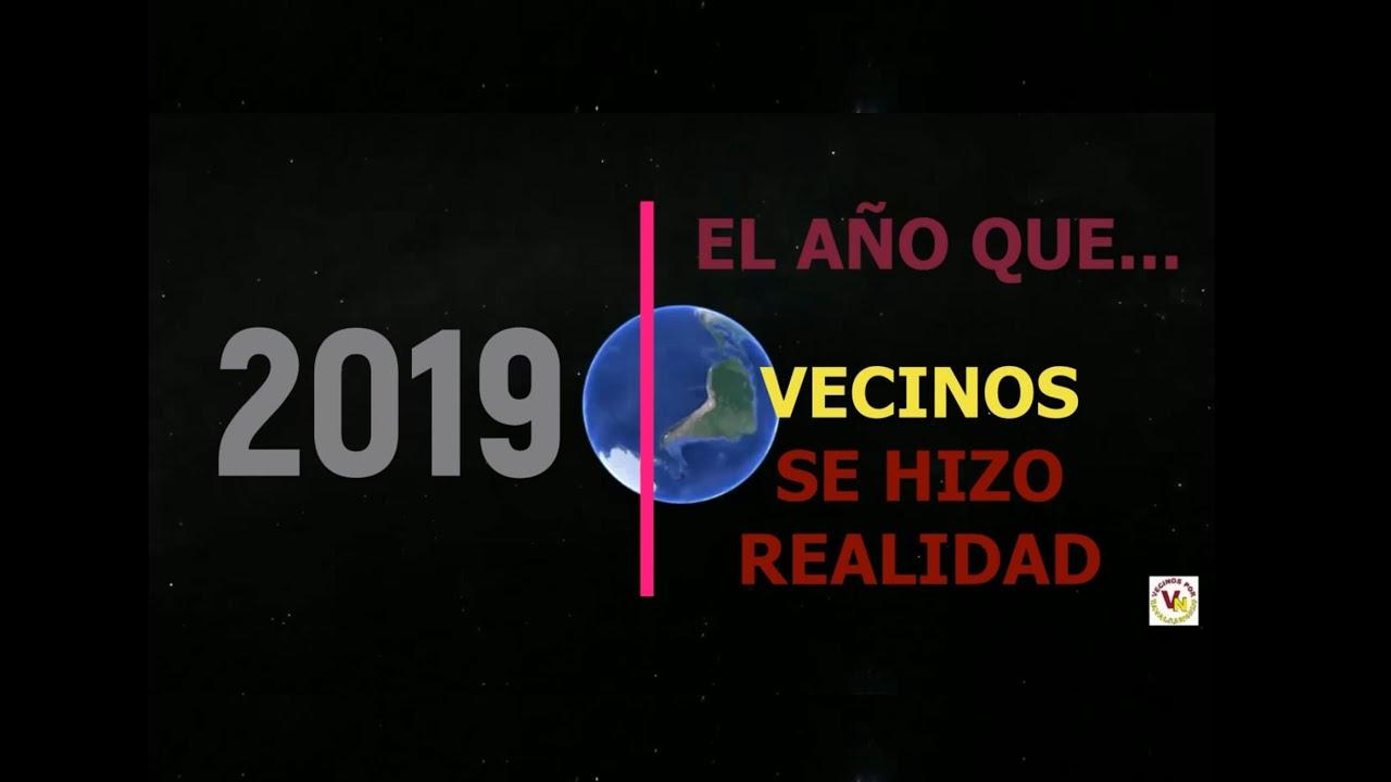 Resumen Vecinos por Navalcarnero 2019