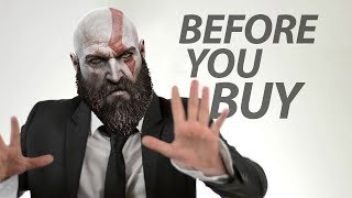 God of War - Beḟore Y๐u Buy