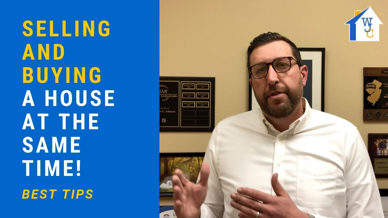 Selling and Buying a House at the Same Time in New Jersey