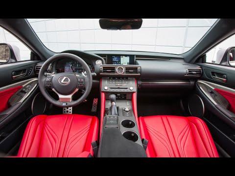 lexus rc f interior in detail review lexus rc f carbon 2015 commercial carjam tv 2014 youtube
