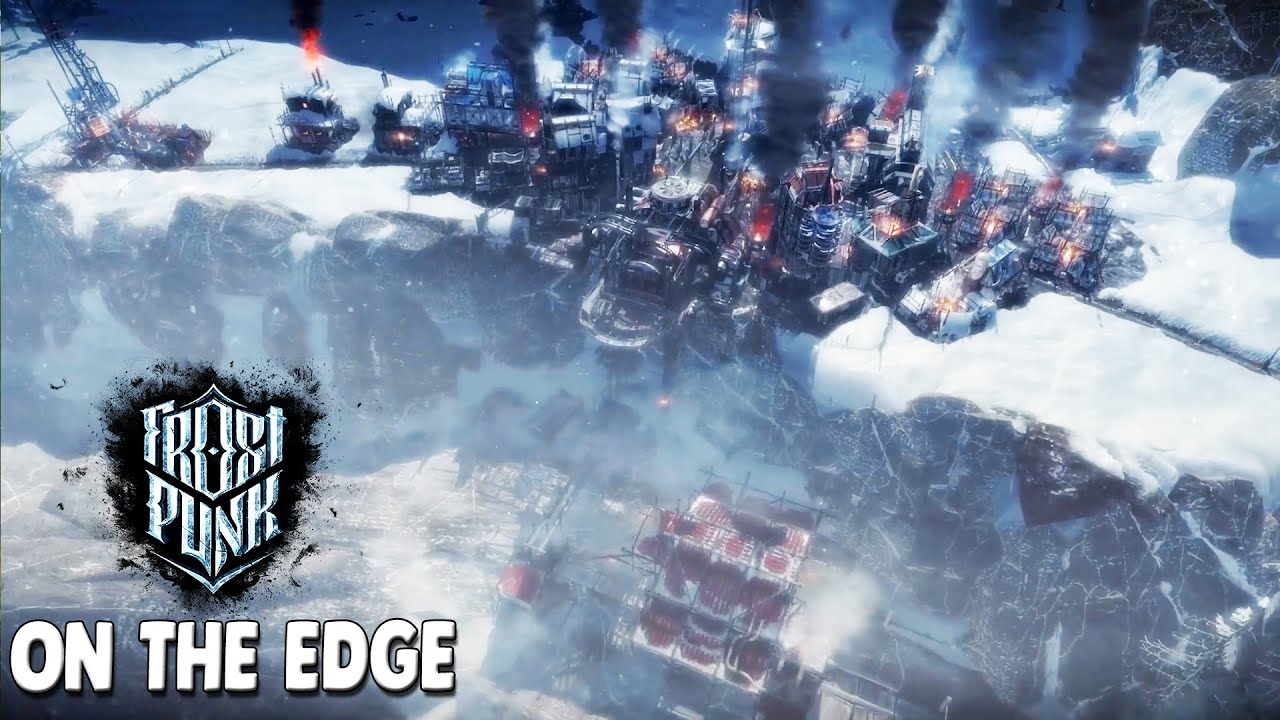 Frostpunk: On The Edge - The Last Frostpunk DLC | Gameplay Trailer Preview