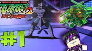 """""""TMNT 2: Battle Nexus"""" Прохождение - #1 (Победа над Шреддером и Финальное Начало ?!)"""
