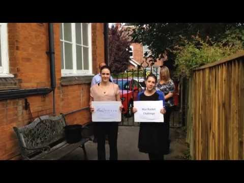 Hand Picked Hotels supporting MND Association ice bucket challenge