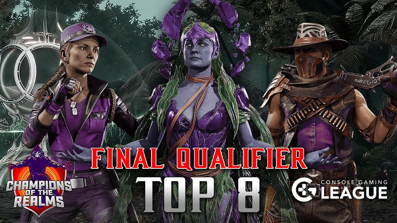 Champions of the Realms: Week 8 TOP 8 - Tournament Matches - MK11