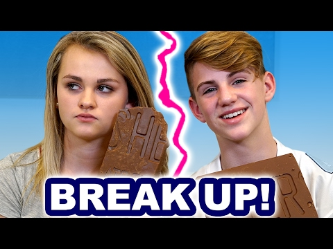 Thumbnail: The Break Up! (MattyBRaps & Ivey)
