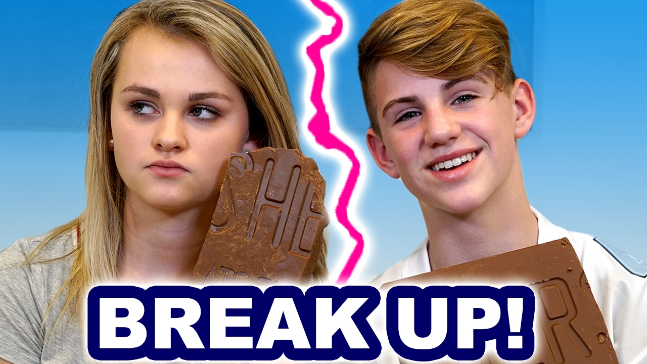 The Break Up! (MattyBRaps & Ivey) - YouTube