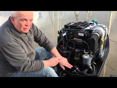 OXE Diesel Outboard Motor 200HP +Ease of Maintenance