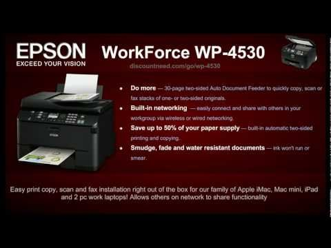 EPSON WORKFORCE PRO WP-4530 PRINT WINDOWS 7 DRIVER DOWNLOAD