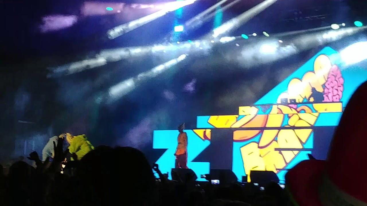 Die Antwoord Rock for Pepole 2017