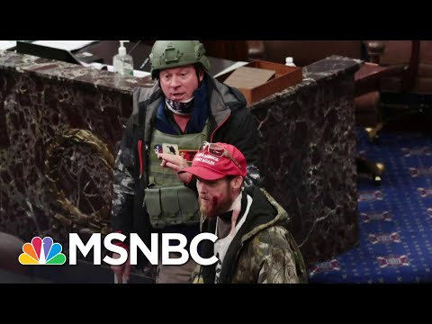 Congress To Investigate Law Enforcement Handling Of Deadly Capitol Breach   MSNBC