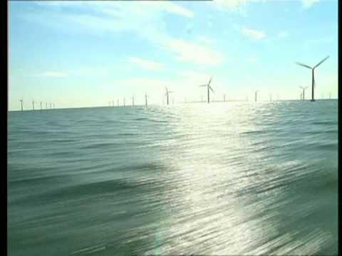 Offshore wind power farm