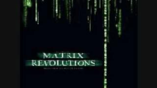The Matrix Revolutions- The Trainman Cometh