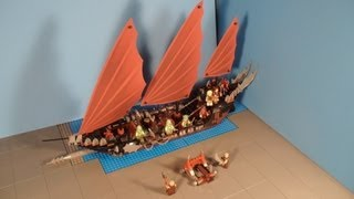 Lego 79008 Pirate Ship Ambush Review From The Lord Of The Rings