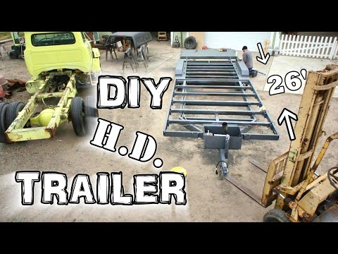 building-a-26ft-utility-trailer-from-scratch