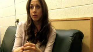 Interview with Marin Hinkle