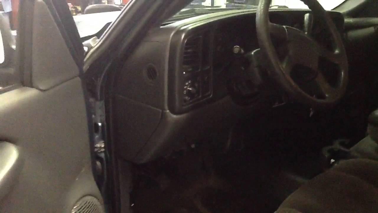 2007 Chevy Silverado Classic Manual Door Locks Converted Power 2003 Doors Diagram Wiring Schematic Autopage Alarm Rf 355a