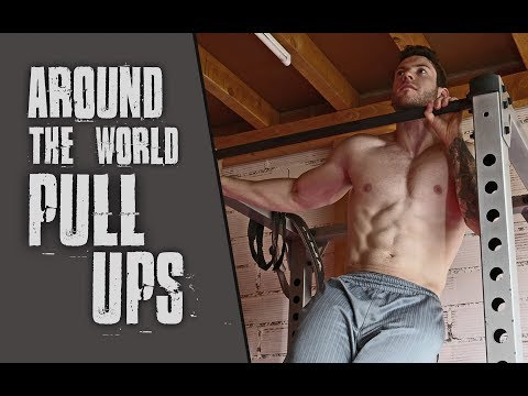 AROUND THE WORLD PULL UPS | CORRECT FORM TUTORIAL
