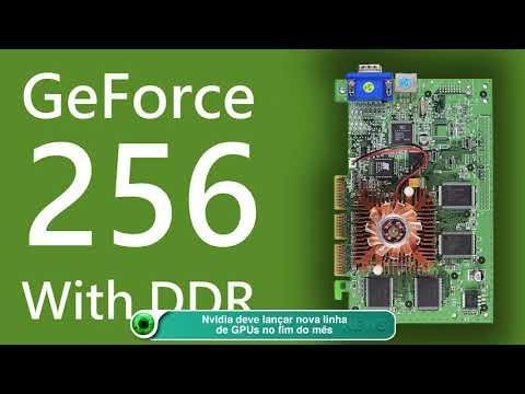Nvidia deve lançar nova linha de GPUs no fim do mês