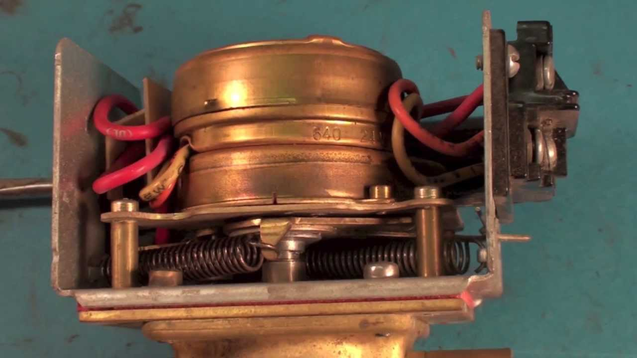 how the honeywell zone valve works part 1 youtube honeywell 3 way zone valve wiring diagram [ 1280 x 720 Pixel ]