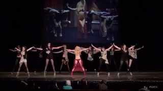 M.Ani.Fest 2014 1 ДЕНЬ (10.05.2014) - Lady Gaga - Judas dance cover by UDMS